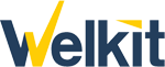 Welkit logo header